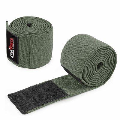 Adjustable Heavy Duty Fitness Knee Wrap