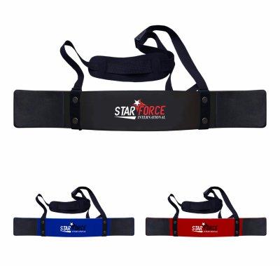 Custom Logo Stainless Steel Biceps Trainer Fitness Arm Blaster for Fitness