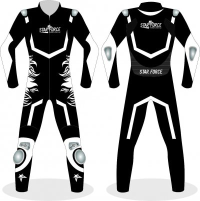 High Quality Suit Full Safety Motorbike Suit