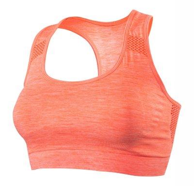 Wholesale Custom Logo High Quality Custom Printed Yoga Bra Top Fitness Sports