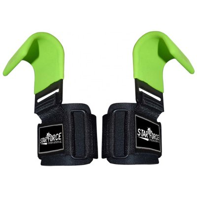 Custom Logo Top Quality Weightlifting Hooks