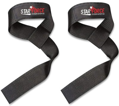 High Quality Custom Popular fitness Training Weight Lifting Straps