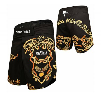 High quality Custom Sublimated Printed Fight Boxing MMA Shorts