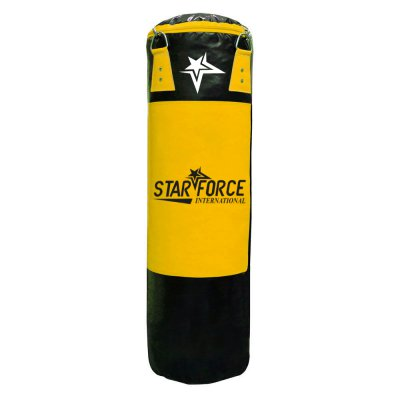 Genuine Leather Top Quality Fighting MMA Training Heavy Punching Bag