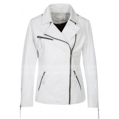 Design Your Own Logo Women Leather Jackets For Sale