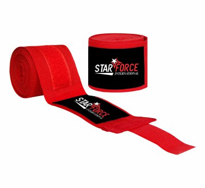 Boxing Hand Wraps Professional Protection Elastic Cotton