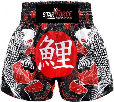 Muay Thai Boxing Shorts KickBoxing Trunks Satin Fighting Shorts