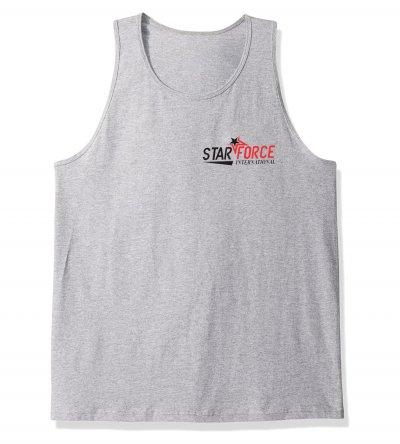 Wholesale Custom Cotton Stringer Gym Vest Fitness Singlet