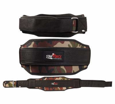 Custom Logo Fitness Weightlifting adjustable Neoprene Belt