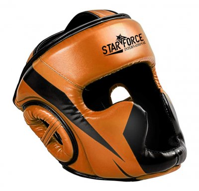 OEM Wholesale Top Quality Leather Head Guards