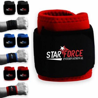 Custom Fitness Weightlifting Wrist Wrap
