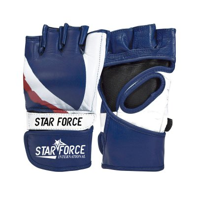 OEM Top Quality Genuine Leather MMA Gloves