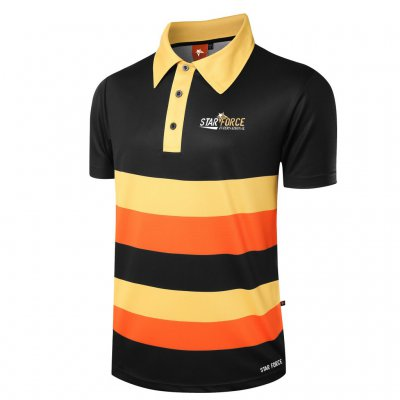 Custom Sublimation Print Polo Shirt
