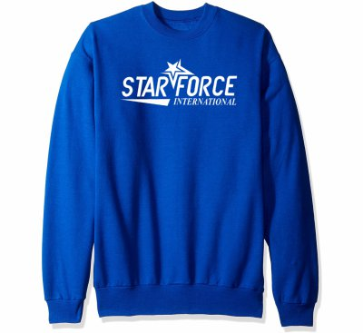 100% Custom Breathable Sweatshirt