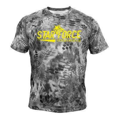 High Quality Fishing T Shirt Breathable Professional Fishing Shirt