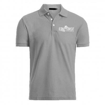 Custom Logo Plain Polo Shirt