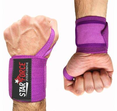 OEM Wholesale Gym Wrist Straps Custom Weightlifting Wrist Wrap