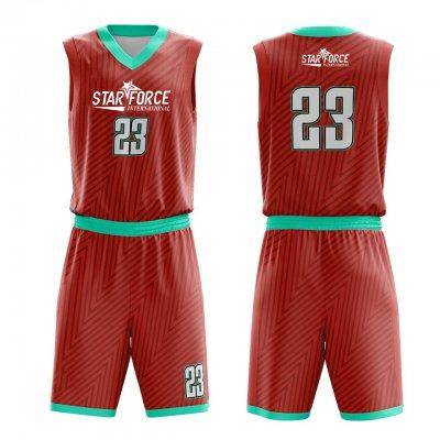 OEM Custom Design Basketball Uniforms