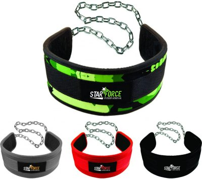 High Quality Weight lifting Dipping Belt