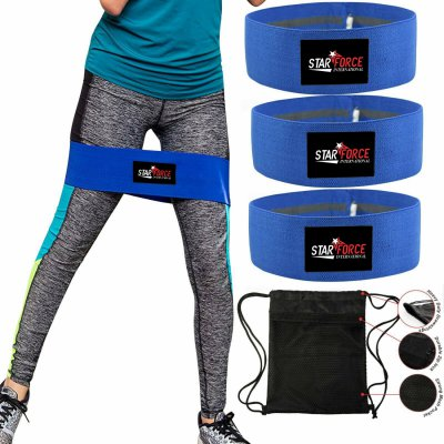 Hip Resistance Bands Workout Booty for Legs and Butt Exercise