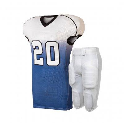 Custom Team Sportswear American Football Uniform American Youth