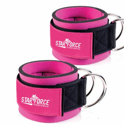 Fitness Padded Gym Wholesale High Quality Custom Ankle Straps