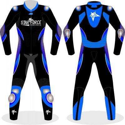 OEM Leather Motorbike Suit