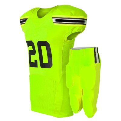 New Design Youth Cheap Custom Sublimation American Football Uniforms