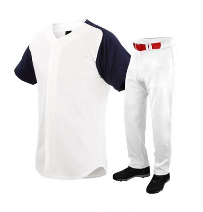Top Quality Team Wear Baseball Uniform Set Custom Wear Baseball Uniform