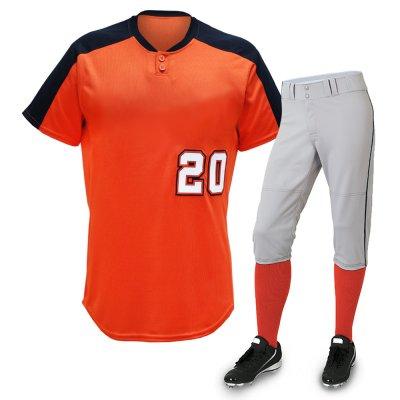 Custom High Quality Sportswear Baseball Uniform For Men Custom Made New Design