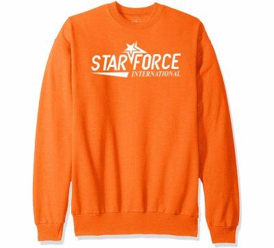 Custom Logo Fleece Sweatshirt