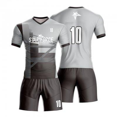 Custom Digital Sublimation Printed Soccer Uniform